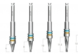System approach to the immediate loading of dental implants.